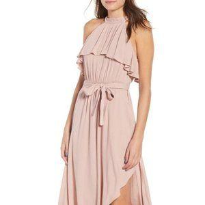 EUC O'Neill Misty Asymmetrical Dress Sz. M